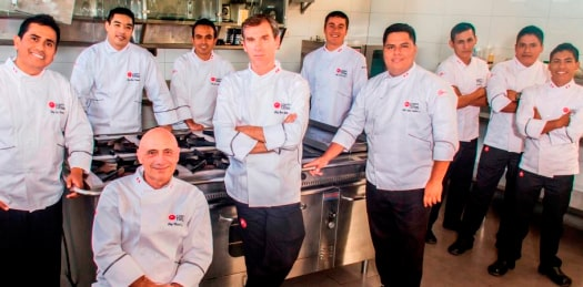 Chef instructores